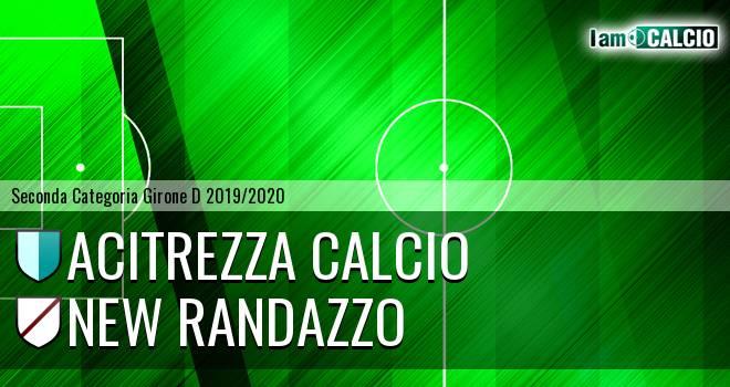 Acitrezza Calcio - New Randazzo