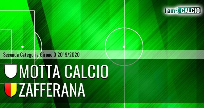 Motta Calcio - Zafferana