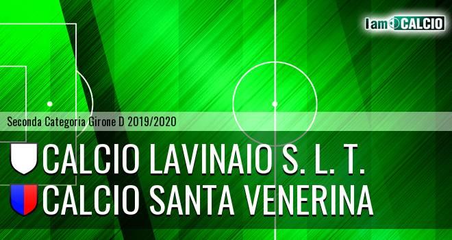 Calcio Lavinaio S. L. T. - Calcio Santa Venerina