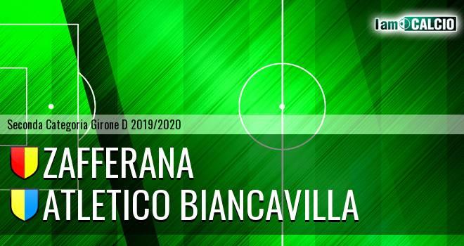 Zafferana - Atletico Biancavilla