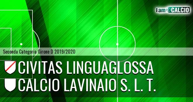 Civitas Linguaglossa - Calcio Lavinaio S. L. T.