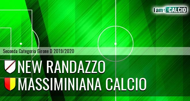 New Randazzo - Massiminiana Calcio