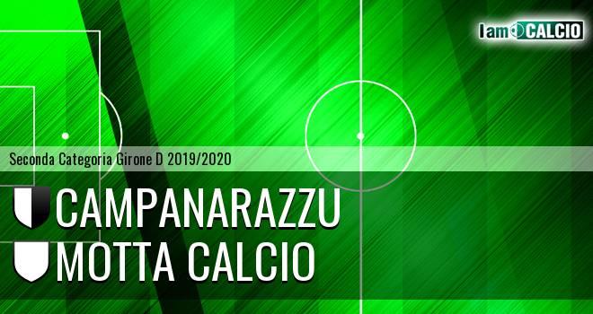 Campanarazzu - Motta Calcio