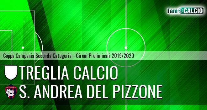 Treglia Calcio - S. Andrea del Pizzone