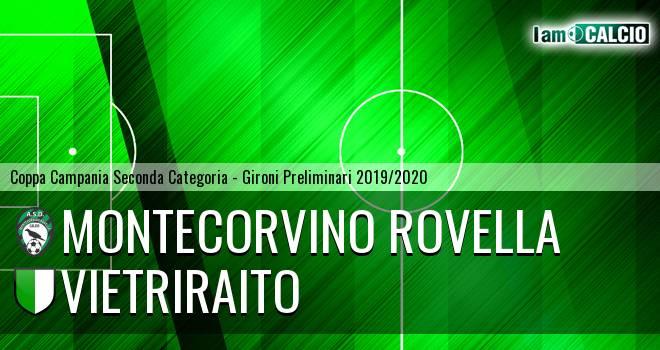 Montecorvino Rovella - Vietriraito