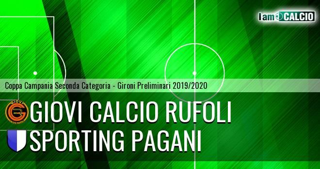 Sporting Pagani - Castelvernieri