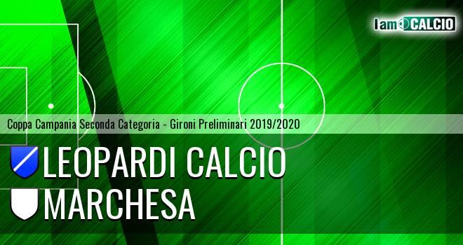 Leopardi Calcio - Marchesa