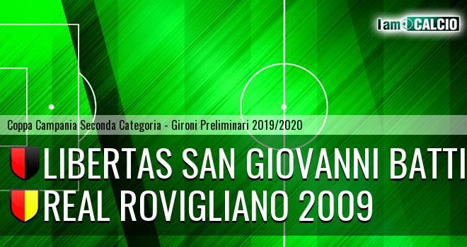 S.S. San Giovanni Battista - Real Rovigliano 2009