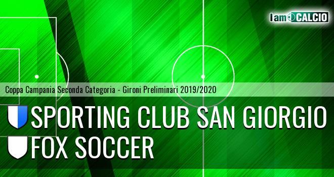 Sporting Club San Giorgio - Fox Soccer