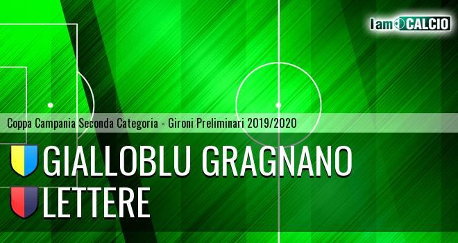 Gialloblu Gragnano - Lettere