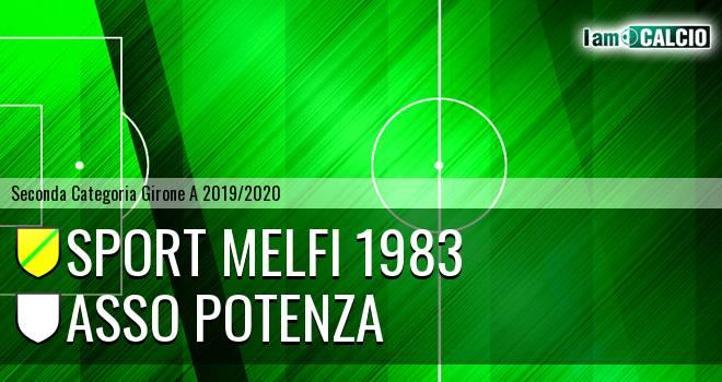 Sport Melfi 1983 - Asso Potenza