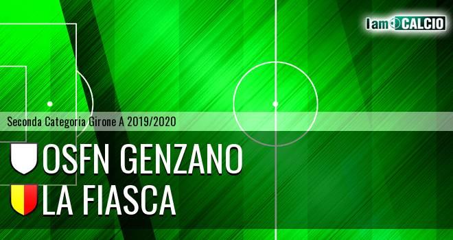 Osfn Genzano - La Fiasca