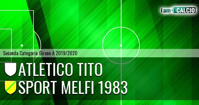 Atletico Tito - Sport Melfi 1983