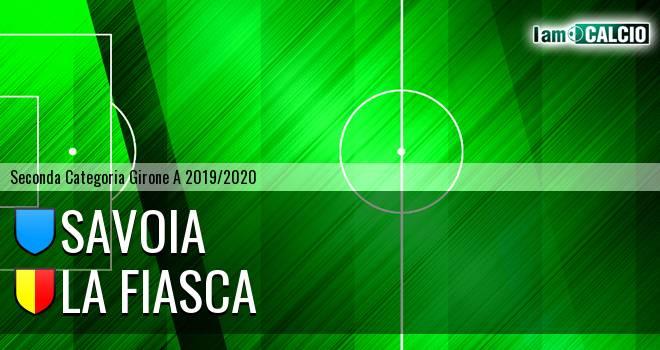 Savoia - La Fiasca