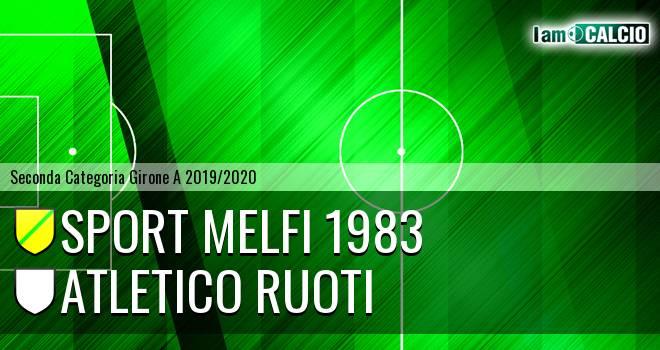 Sport Melfi 1983 - Atletico Ruoti