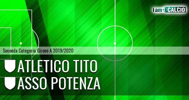 Atletico Tito - Asso Potenza