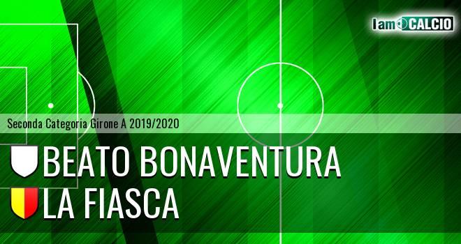 Beato Bonaventura - La Fiasca