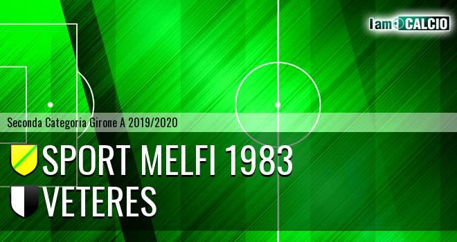 Sport Melfi 1983 - Veteres