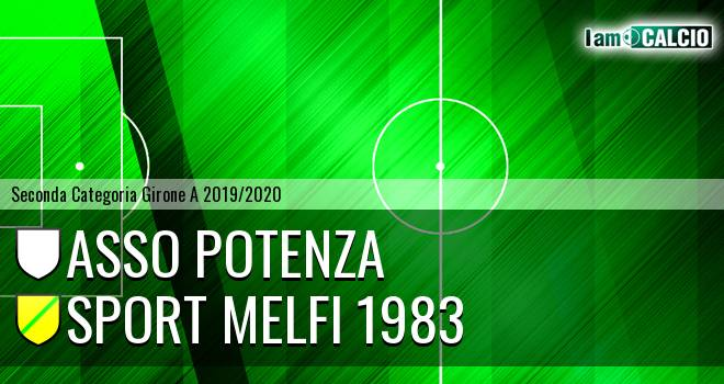Asso Potenza - Sport Melfi 1983