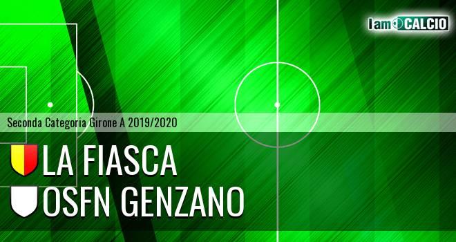 La Fiasca - Osfn Genzano