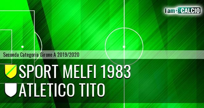 Sport Melfi 1983 - Atletico Tito
