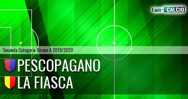 Pescopagano - La Fiasca
