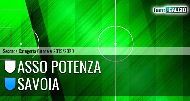 Asso Potenza - Savoia