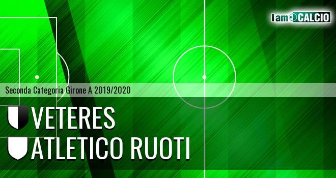 Veteres - Atletico Ruoti