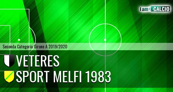 Veteres - Sport Melfi 1983