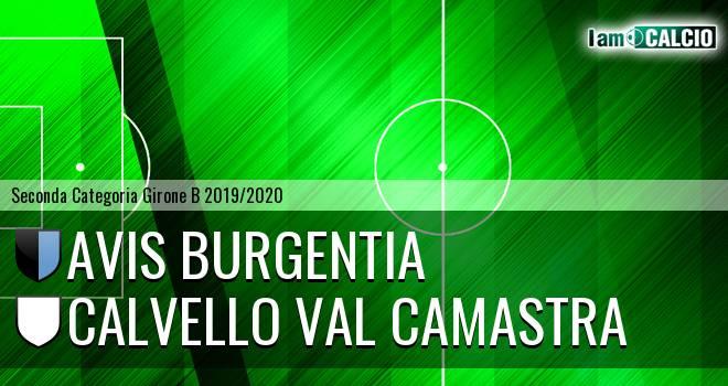 Avis Burgentia - Calvello Val Camastra