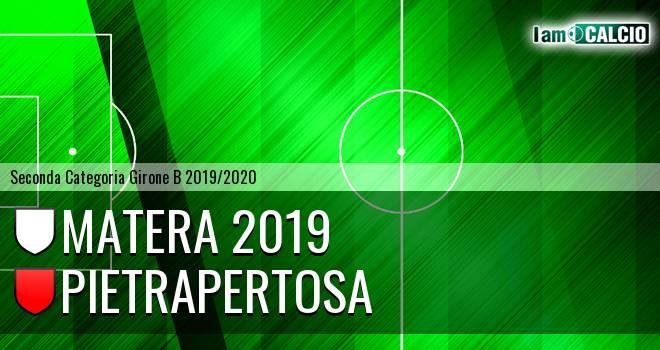 Matera 2019 - Pietrapertosa