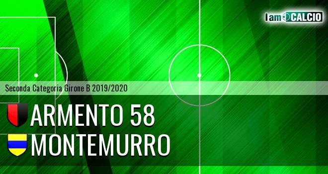 Armento 58 - Montemurro