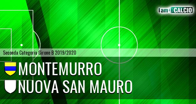 Montemurro - Nuova San Mauro