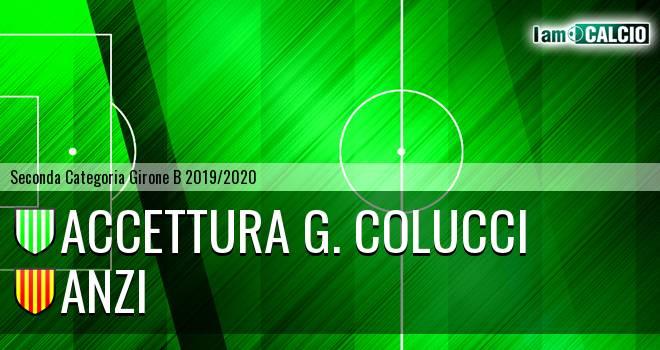Accettura G. Colucci - Anzi