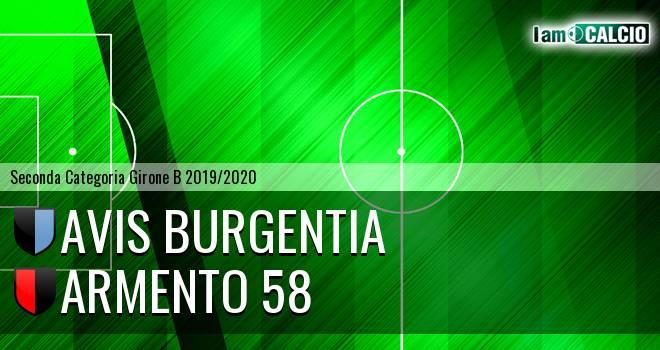 Avis Burgentia - Armento 58