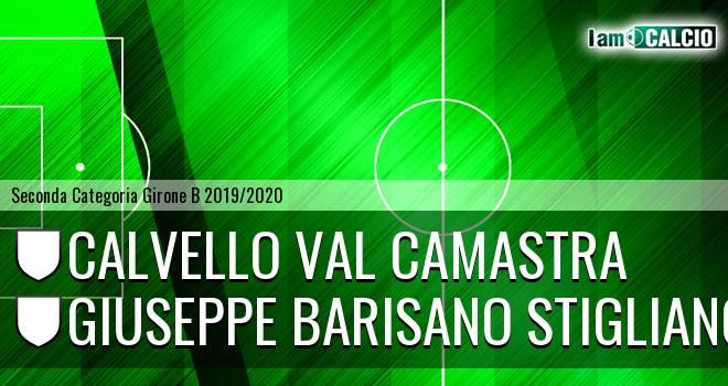 Calvello Val Camastra - Giuseppe Barisano Stigliano