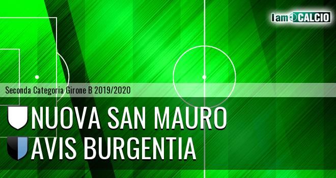 Nuova San Mauro - Avis Burgentia