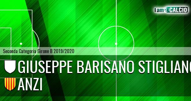 Giuseppe Barisano Stigliano - Anzi