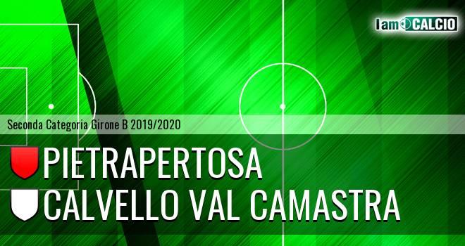 Pietrapertosa - Calvello Val Camastra