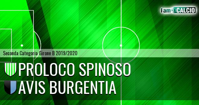 Proloco Spinoso - Avis Burgentia