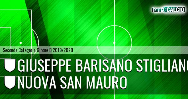 Giuseppe Barisano Stigliano - Nuova San Mauro
