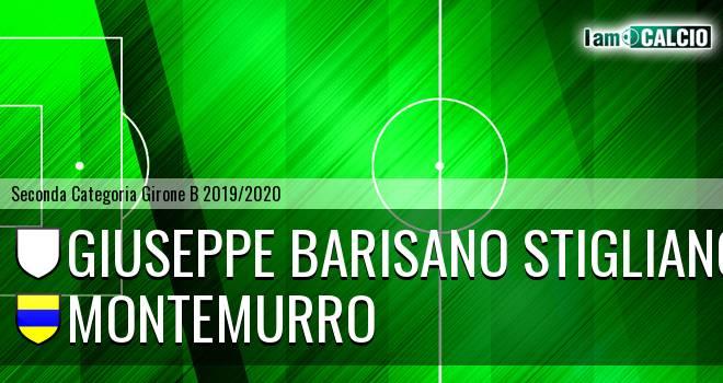 Giuseppe Barisano Stigliano - Montemurro