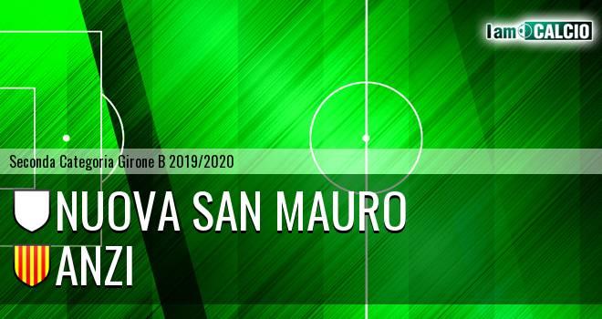 Nuova San Mauro - Anzi