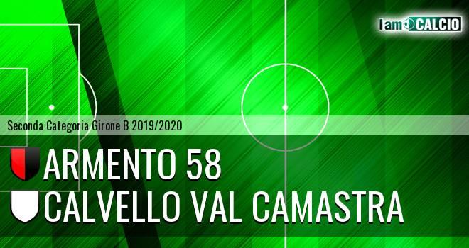 Armento 58 - Calvello Val Camastra