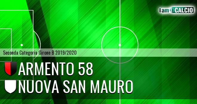 Armento 58 - Nuova San Mauro
