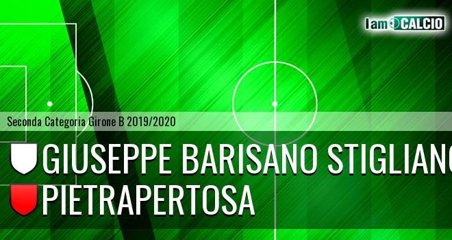 Giuseppe Barisano Stigliano - Pietrapertosa