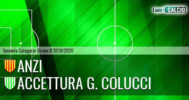 Anzi - Accettura G. Colucci