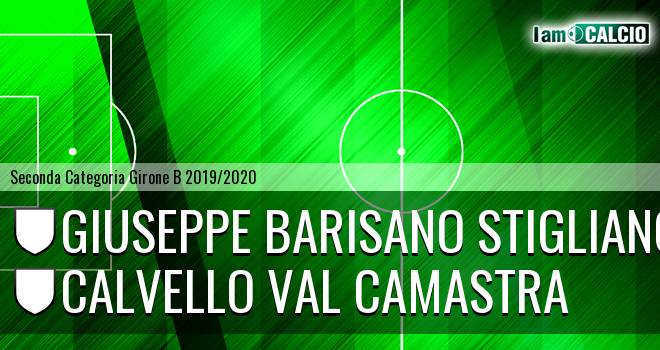 Giuseppe Barisano Stigliano - Calvello Val Camastra