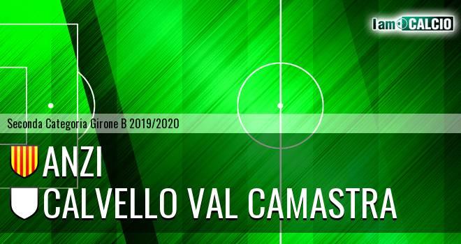 Anzi - Calvello Val Camastra
