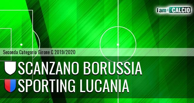 Scanzano - Sporting Lucania